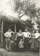 Mes grands parents et parents_1928