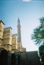 Minarets de Sainte-Sophie