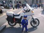 Mini policier