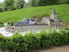 Miniature abbaye de Savigny(près des ruines de l'abbaye de Savigny)