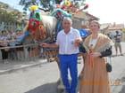 Mireille et Daniel Duble Prieurs 2017 Carreto Ramado Aureille