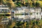 Miroir à Port Launay