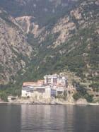 Monastère au Mont Athos