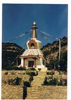 Monastère bouddhiste