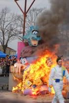 Monsieur Carnaval brûle
