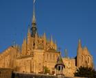 Mont-Saint Michel...