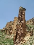 Montagne à Chemtou
