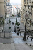 Montée de Montmartre