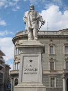 Monument à Giuseppe Garibaldi, Gallarate