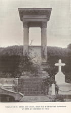 Monument national de Félicien David en 1893