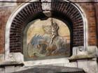 Mosaïque de Coillot pour notre superbe villa