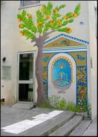 Mosaïque murale