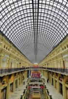Moscou, centre commercial GOUM
