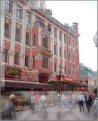 Moscou Palais rose