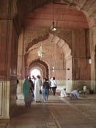 Mosquée Delhi