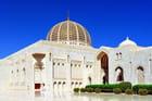 Mosquée du Sultan Qaboos