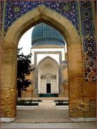 Mosquée gur emir à Samarkand