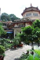 Musée de l'Histoire à Ho Chi Minh Ville