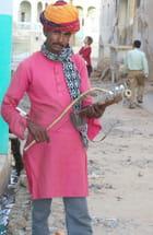 Musicien des rues