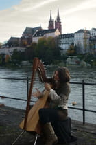 Musicienne de Bâle