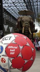 Nantes - Lancement du Mondial Féminin de Hand-ball - 4