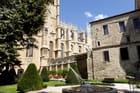 Narbonne : jardin de l'évêché