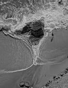 Nazaré vue de la falaise