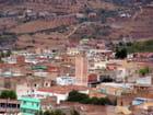 NEDROMA  : vue générale de la ville