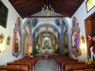 Nef de l'église de Santiago del Teide