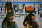 Néfertary et Isis