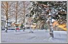 Neige à Caen 2