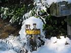 Neige sur la petite maison
