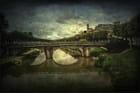 CATHEDRALE D'AUCH et pont de la treille