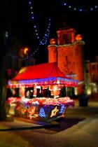 Noël 2015 - La Rochelle, Grosse Horloge