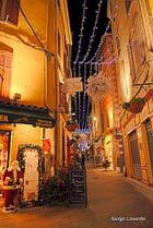 Noêl à Aubagne en Provence