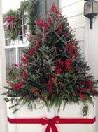 Noël en janvier au Manoir Hovey