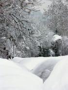 Normandie sous la neige....
