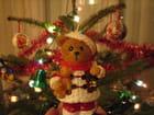 Nounours fête Noël