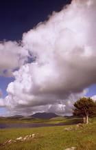 Nuages du Connemara