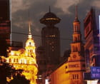 Nuit à Shangai