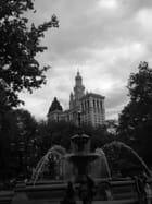 NYC en noir et blanc