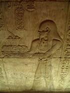 Offrande du pharaon
