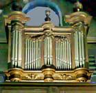 Orgue de Saint Jean Baptiste