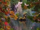 Panorama d'automne.
