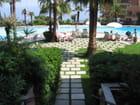 Parc Saint-Roman - la piscine