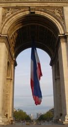 Paris L'Arc de Triomphe