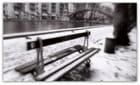 paris sous la neige - république