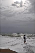 Parler aux vagues .....et tout oublier....
