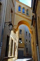 Passage de la rue Bastonenq, Salon-de-Provence