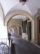 Passage voûté à Berne